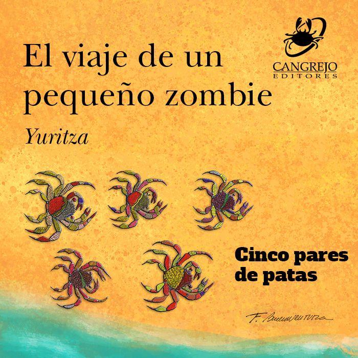 El viaje de un pequeño zombie